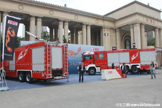卡友�f�7:�W地利安普消防�火�救援