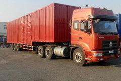 国产车与日本车PK 卡友带你看朝鲜卡车