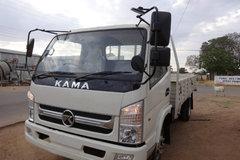 路上遇大象 卡友分享非洲凯马行车报告