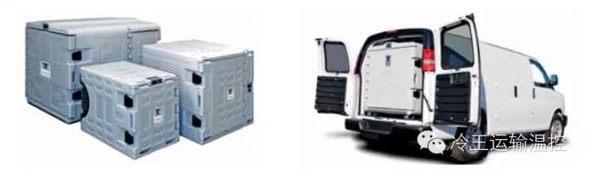 冷链宅配装置机器机组和蓄冷体系