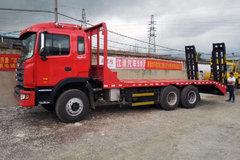 全国首台优惠2万 江淮双桥平板运输促销