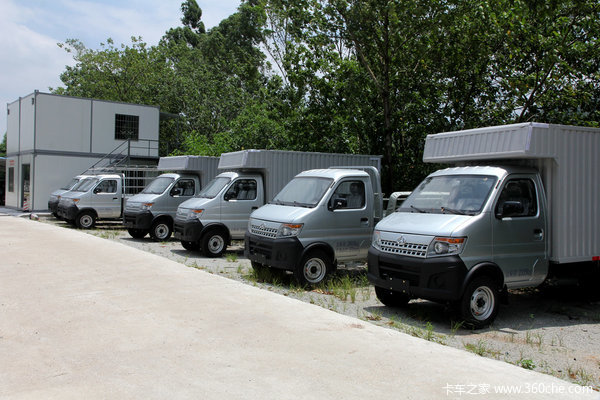 经济运输能手盘点广州4款热销微卡货车