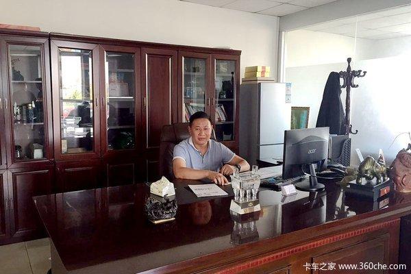挂靠是!上海大进汽运专访