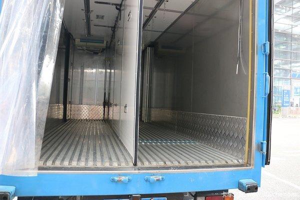 助力冷链运输小田签约庆铃168台冷藏车