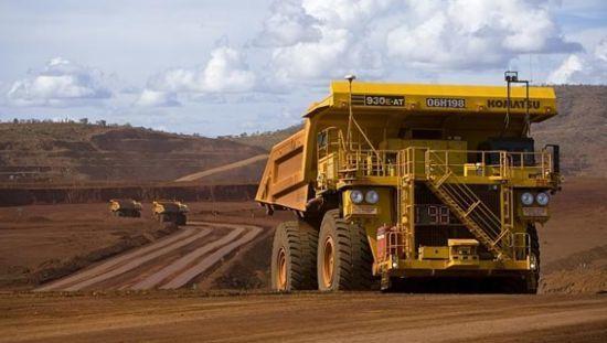 无间断工作澳州使用无人驾驶矿用卡车