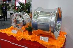 武汉车展:忠相铝业 铝制车轮是大趋势