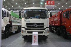 武汉车展:高强度轻量化 驰田8X4自卸车
