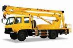 各有千秋 20m折臂式与伸缩臂高空作业车