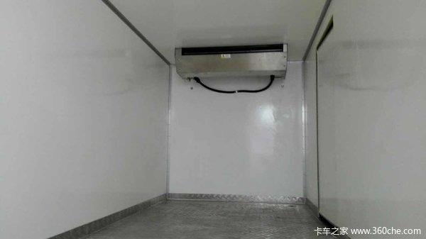 冷藏货运全都有庆铃精准定位城际物流