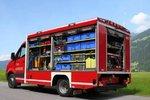 麻雀小五脏全 欧洲消防队的快速先遣车