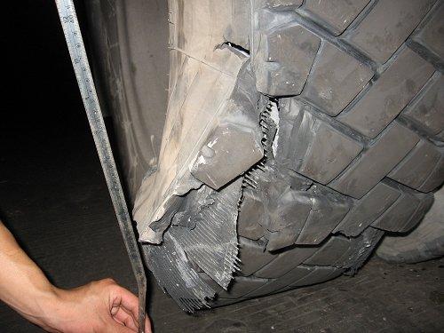 不定时的炸弹便宜轮胎不能三包的真相