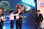 比亚迪T8SA荣获卡车之家2015年度车型