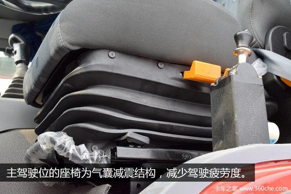 适应复杂工况欧曼6X4自卸车热销冰城