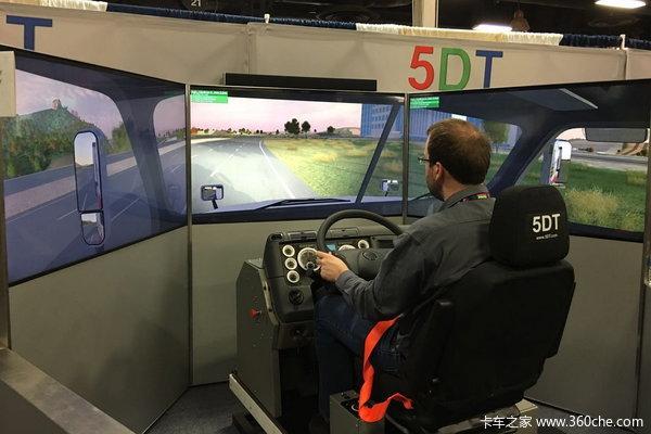 2016MATS 游戏人生 模拟驾驶圆你卡车梦