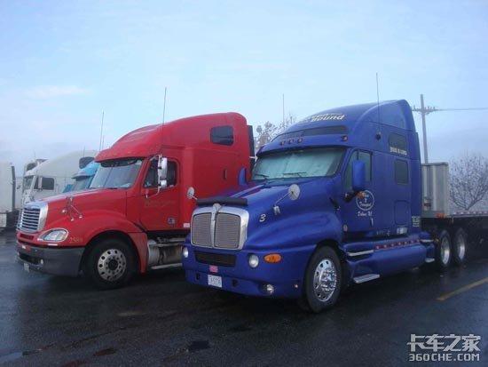 卡车司机眼中的2008