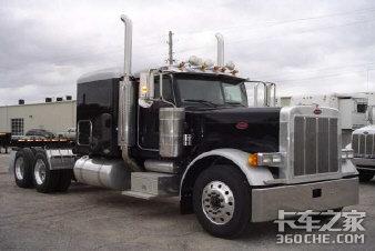 看看美国的重型卡车