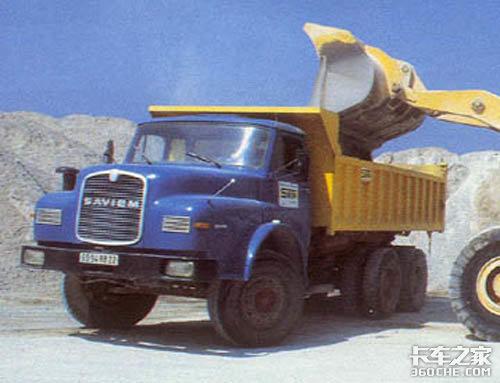 百年雷诺卡车图片欣赏