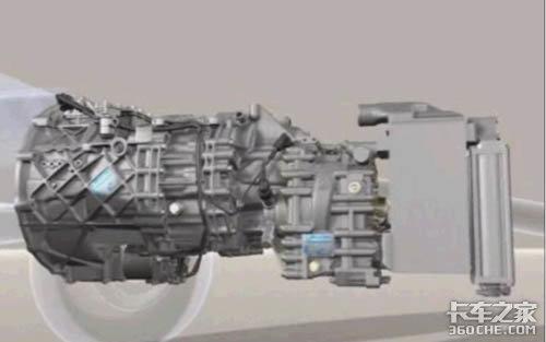 商用车自动变速器分析