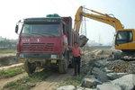 陕北农民兄弟:嘹咋咧,我的陕汽自卸车