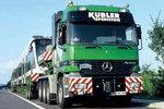 威猛与强悍的象征 来自德国的奔驰卡车
