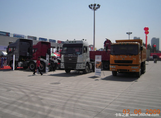 太原国际卡车展图解分析之华菱篇(一)