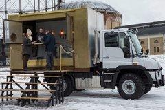改造乌尼莫克做烧烤 芬兰人民真会享受
