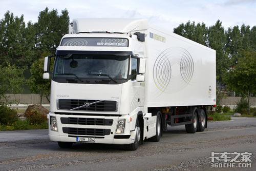 Volvo卡车5月销量大降