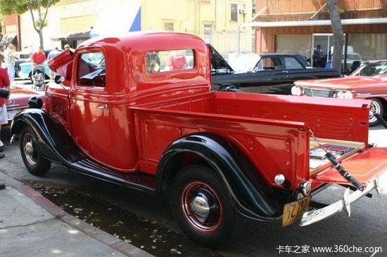 美国卡车文化之福特篇