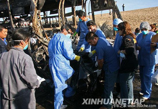 中国出口卡车事故频发
