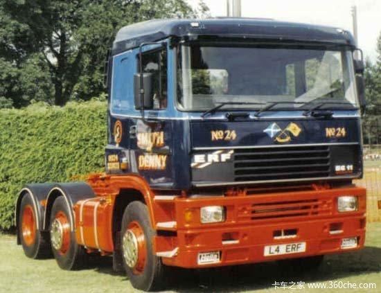英国的卡车文化之旅