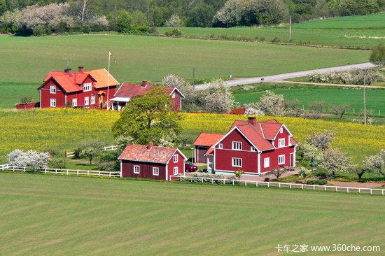 斯堪的纳维亚的安静