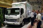 重环保 国外巨头青睐采购混合动力卡车