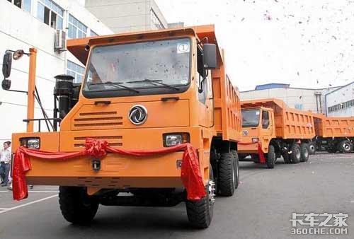 细分市场商机卡车企业竞逐宽体自卸车