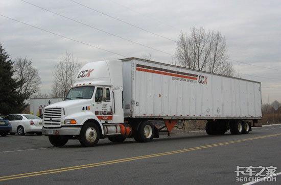 美6月卡车销量减少40%