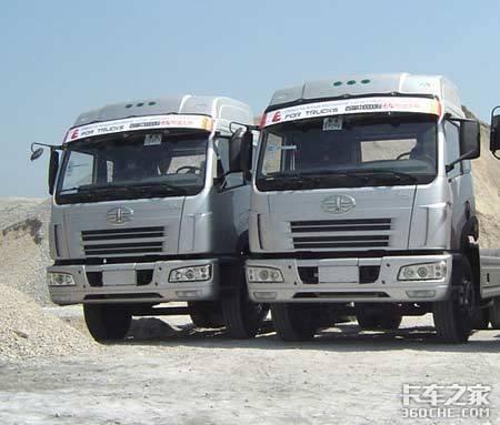 解放卡车抢占朝鲜市场