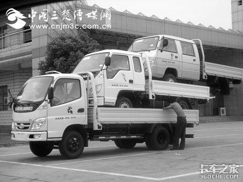 购买微型载货车获补贴