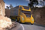 未来道路之王 国外诞生太阳能动力卡车