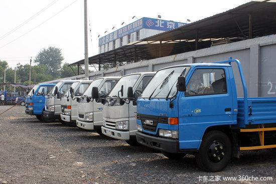 6月卡车市场重卡止跌