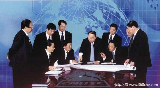 前缘今续漫谈中国重汽与德国曼的牵手