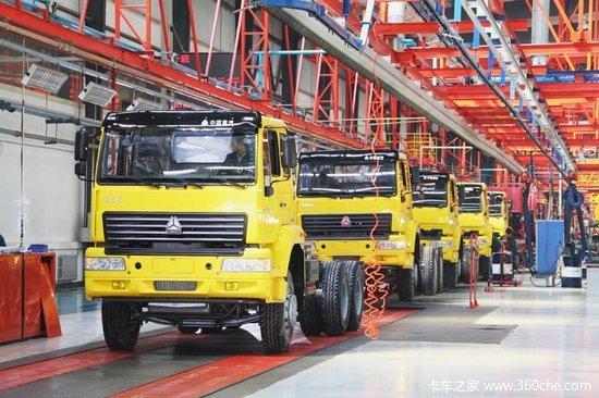 卡车产业调整全面发展