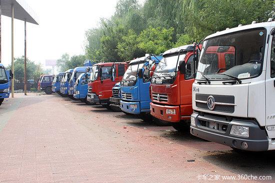 货车竟成唯一增长品种
