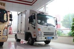 广州城市运输新选择 大运纯电动物流车