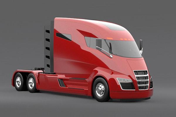 特斯拉野心勃勃 :将推出重型电动卡车