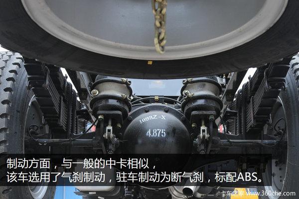 玉柴六缸180马力法士特8挡瑞沃好强悍