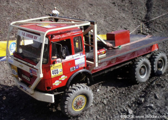 免费挑战卡车越野大赛
