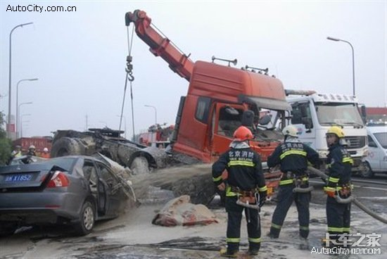 北京交通事故亡562人