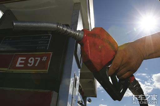 物流企业计入高油价时