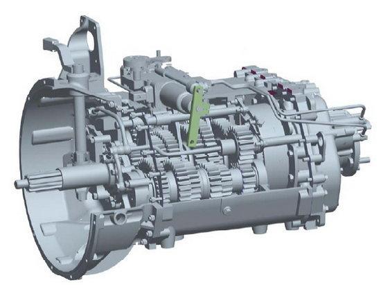 HW18710变速器说明书