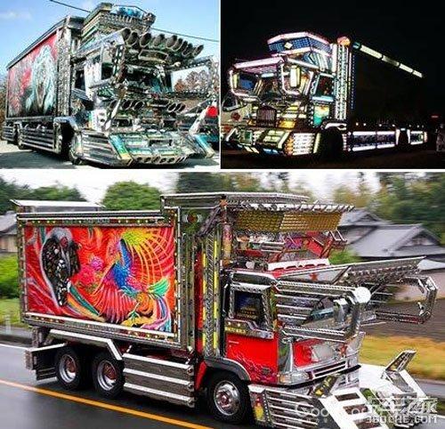 世界十大最神奇的卡车