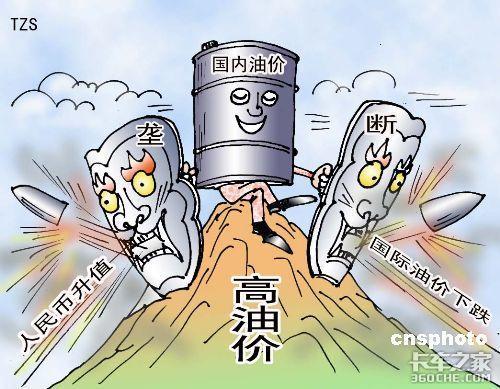 成品油定价机制将重估